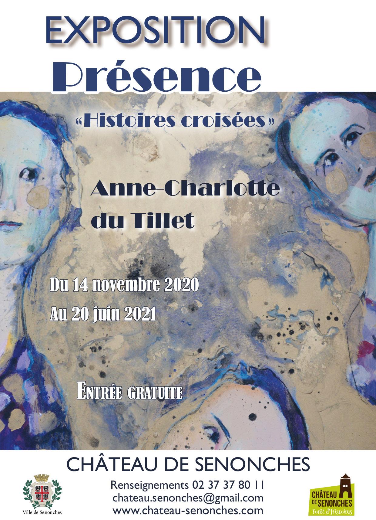 Exposition «Présence, Histoires croisées»
