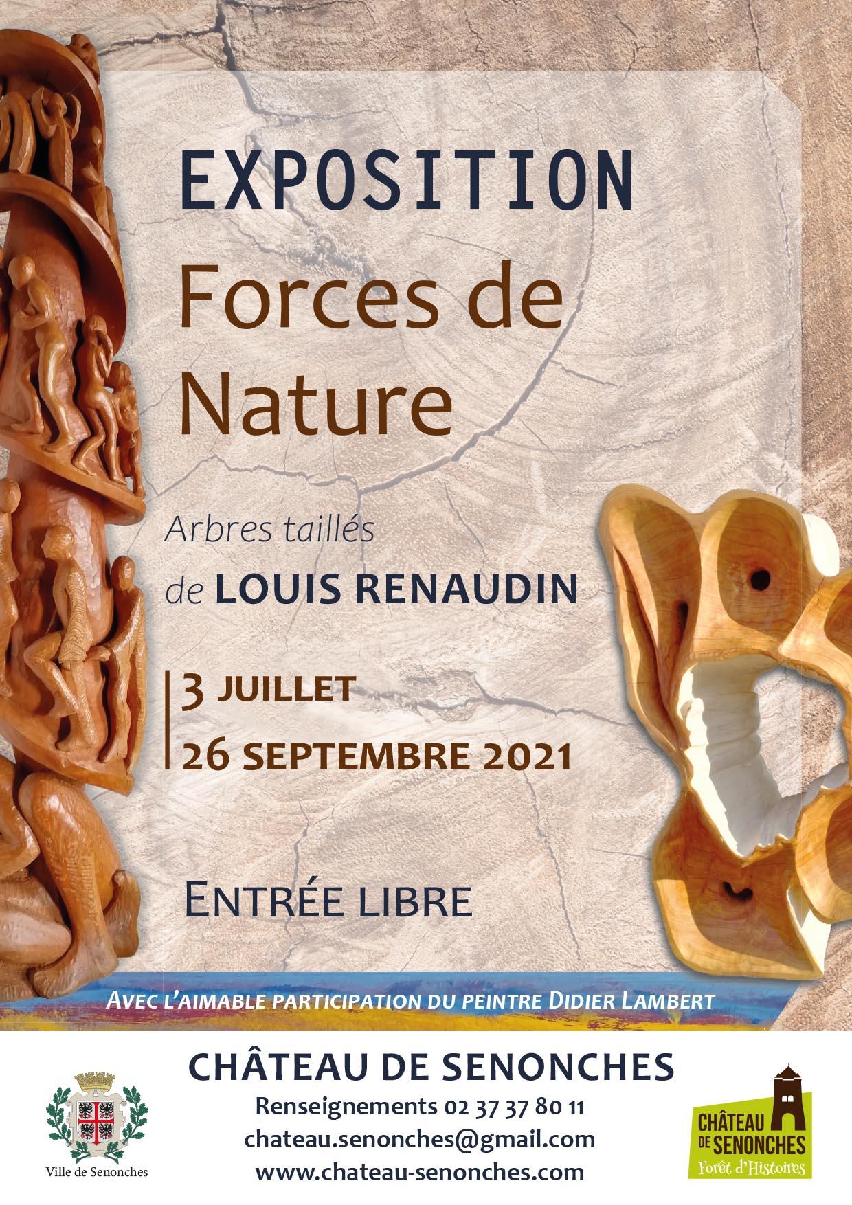 Exposition Forces de Nature